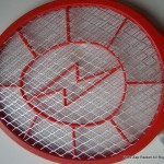 Zap Racket in Available Color Code Red