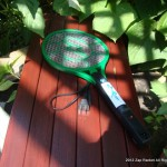 Zap Racket in Available Color Green Beret